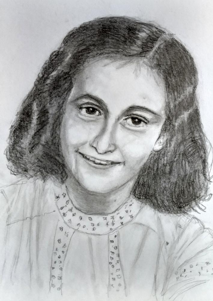Anne Frank par paulb